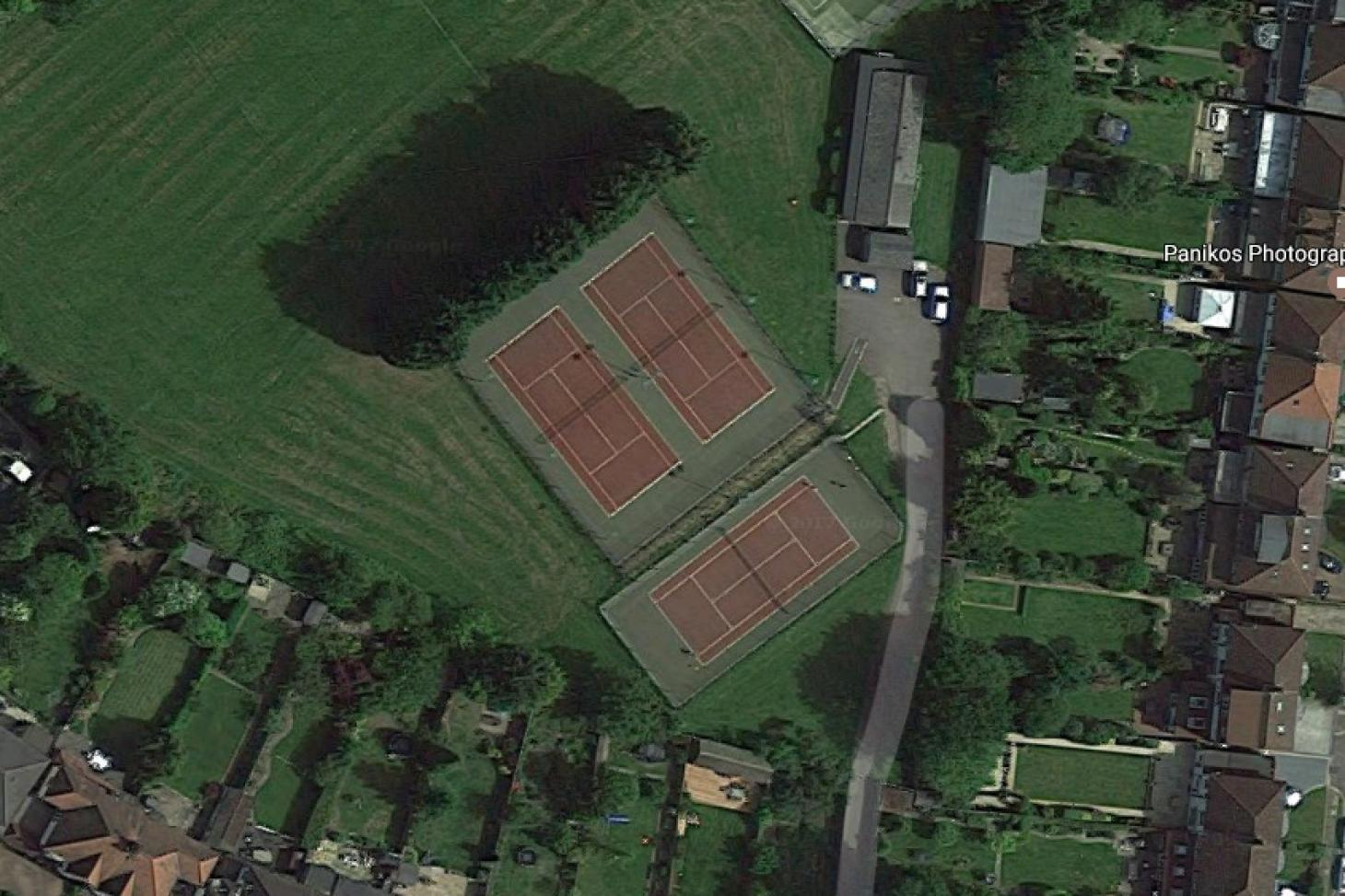 Woodcroft Sports Ground Outdoor | Hard (macadam) tennis court