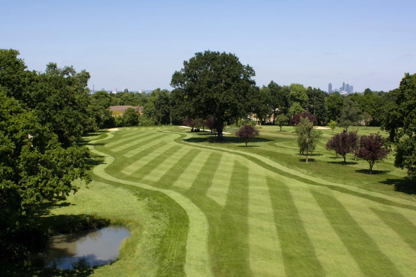 Dulwich & Sydenham Hill Golf Club 18 hole golf course
