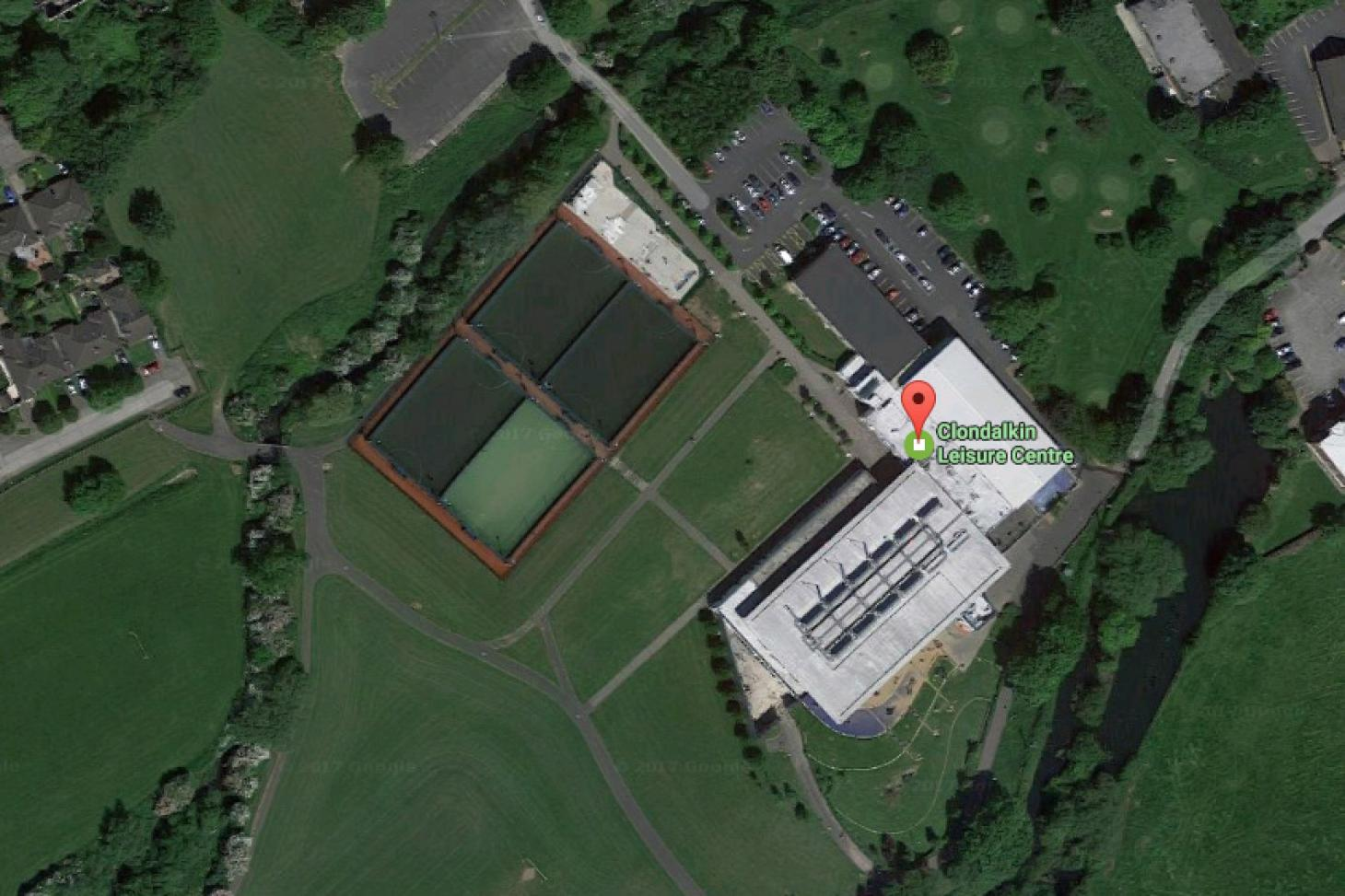 Clondalkin Leisure Centre 5 a side | Astroturf football pitch