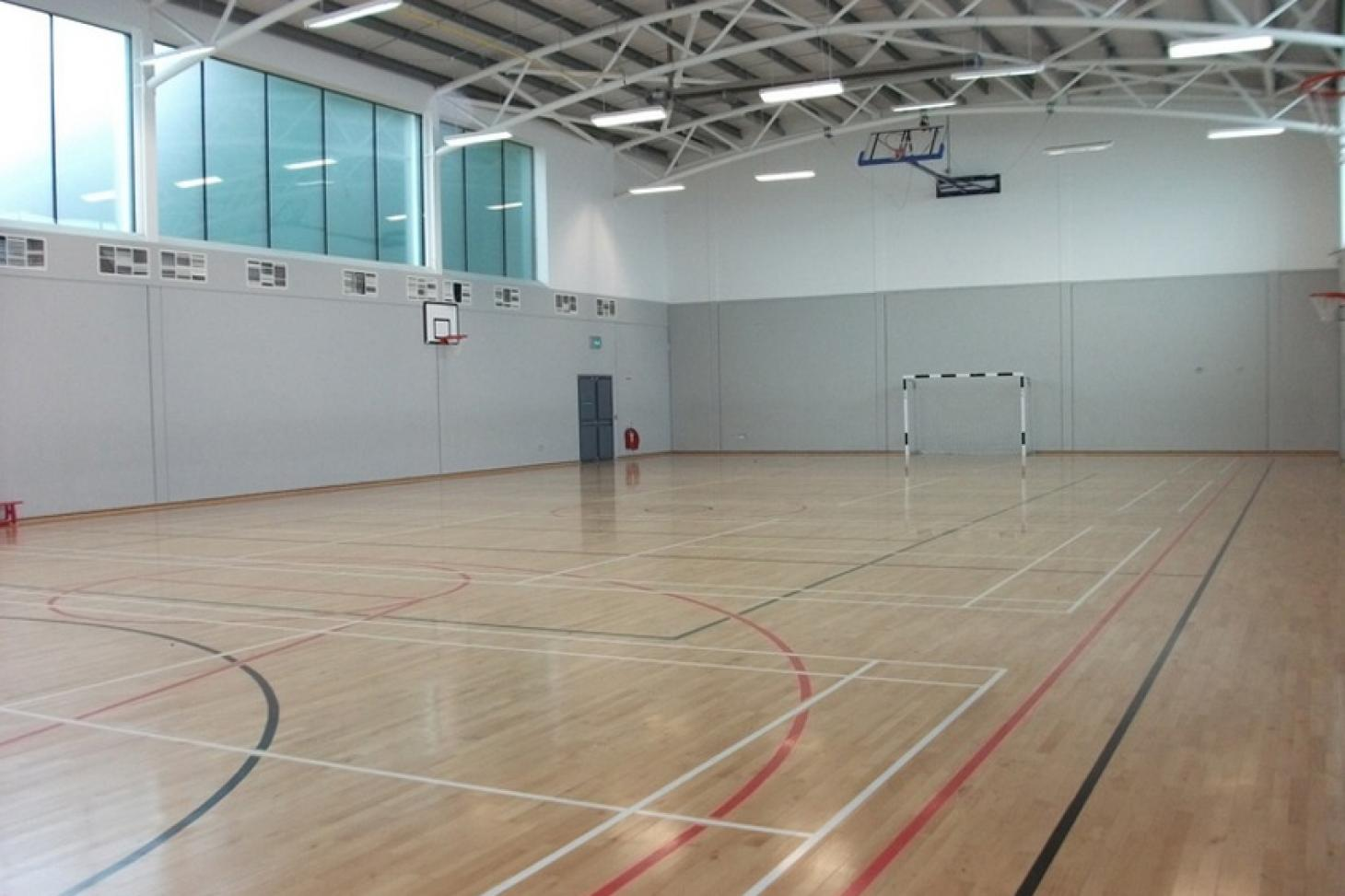 Mountview Youth & Community Centre Indoor futsal pitch