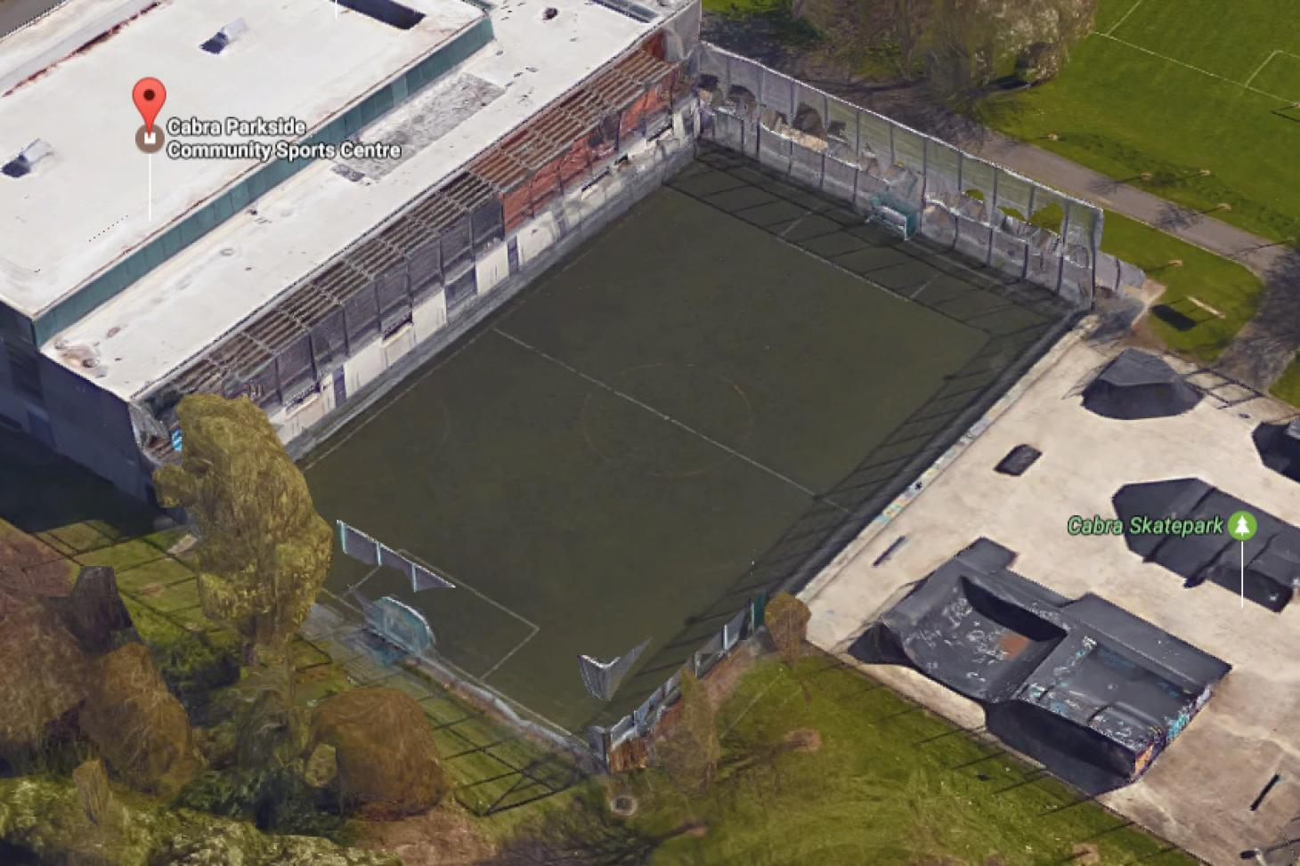 Cabra Parkside Community and Sports Centre 5 a side | Astroturf football pitch