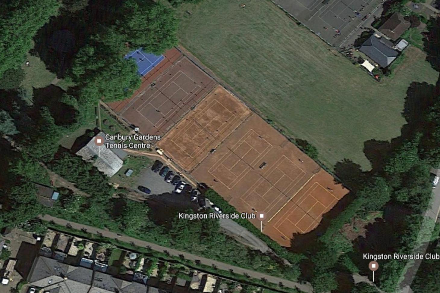 Sigi Cornish Tennis Centre Outdoor   Clay tennis court