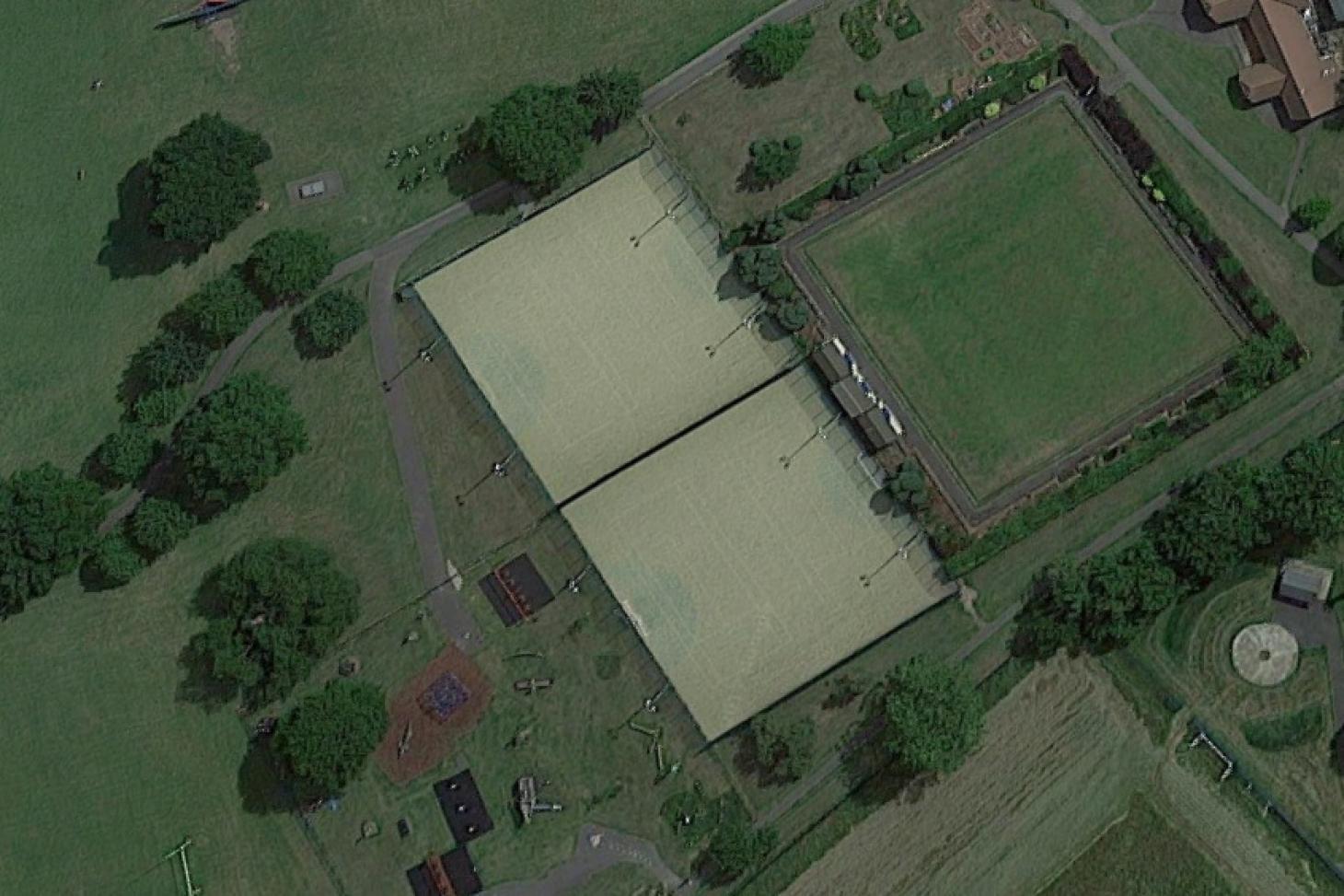 Morden Recreation Ground Outdoor | Hard (macadam) tennis court