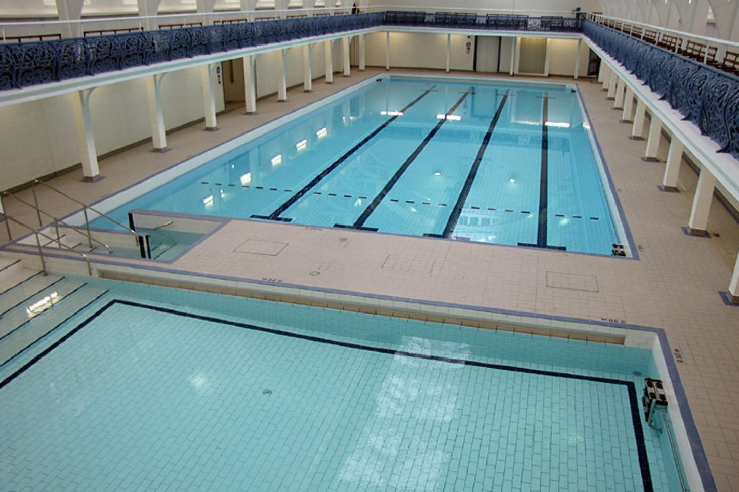 Camberwell Leisure Centre Indoor swimming pool