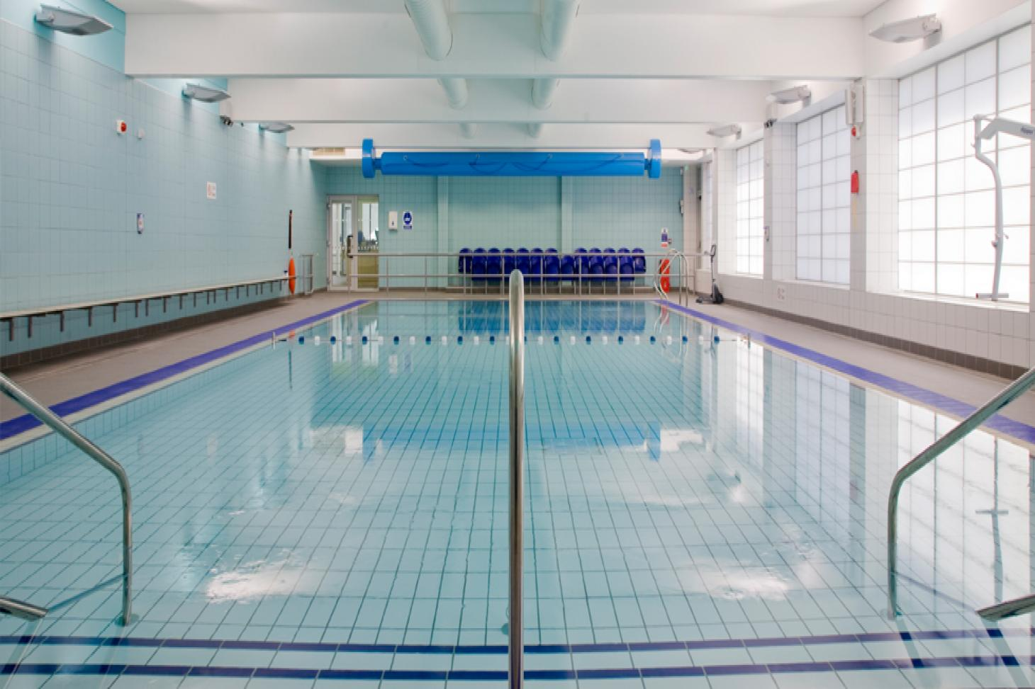 Forest Hill Pools Indoor swimming pool