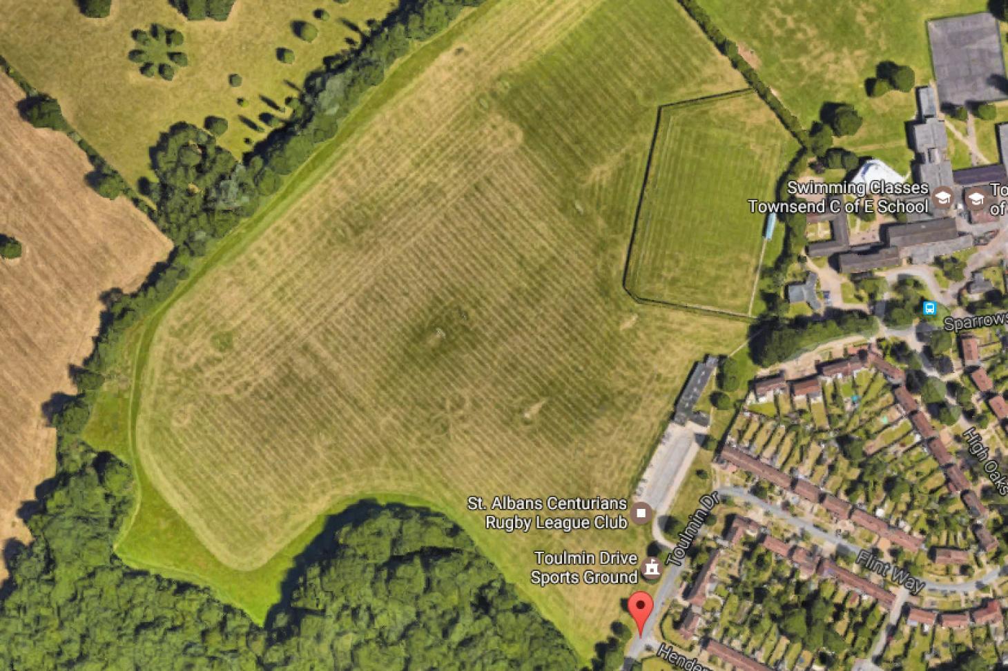 William Bird Open Space 11 a side | Grass football pitch