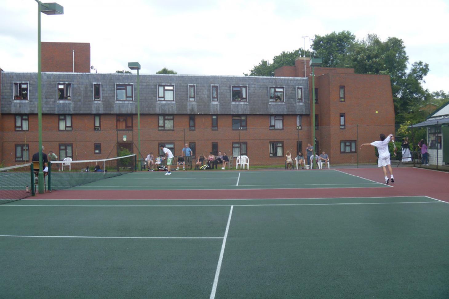 Stormont Lawn Tennis & Squash Racquets Club Outdoor | Hard (macadam) tennis court