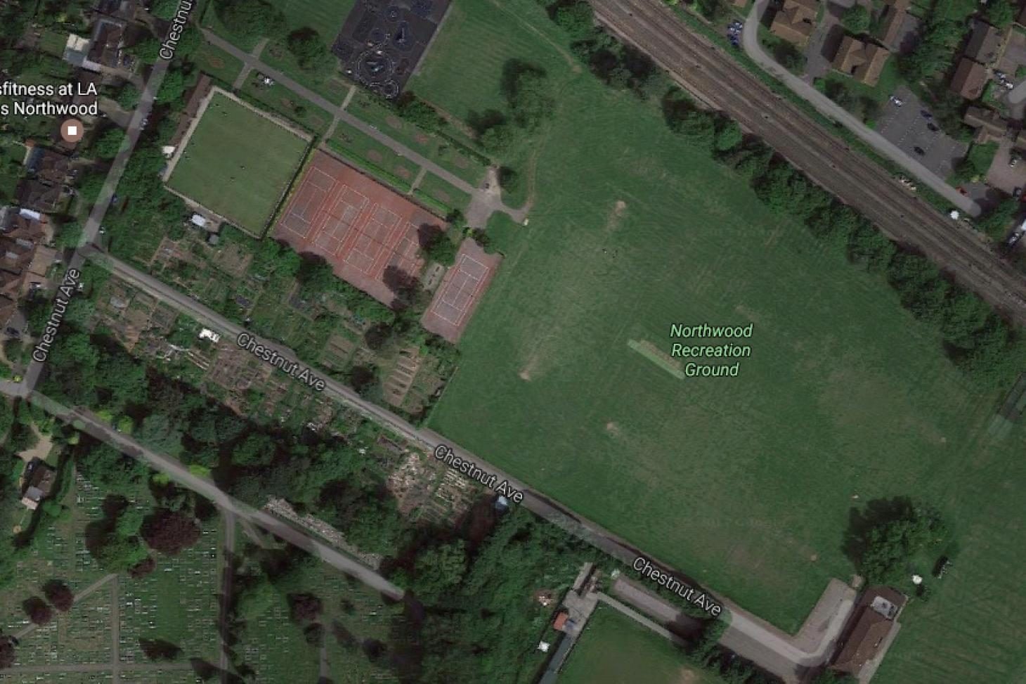 Northwood Recreation Ground 11 a side | Grass football pitch