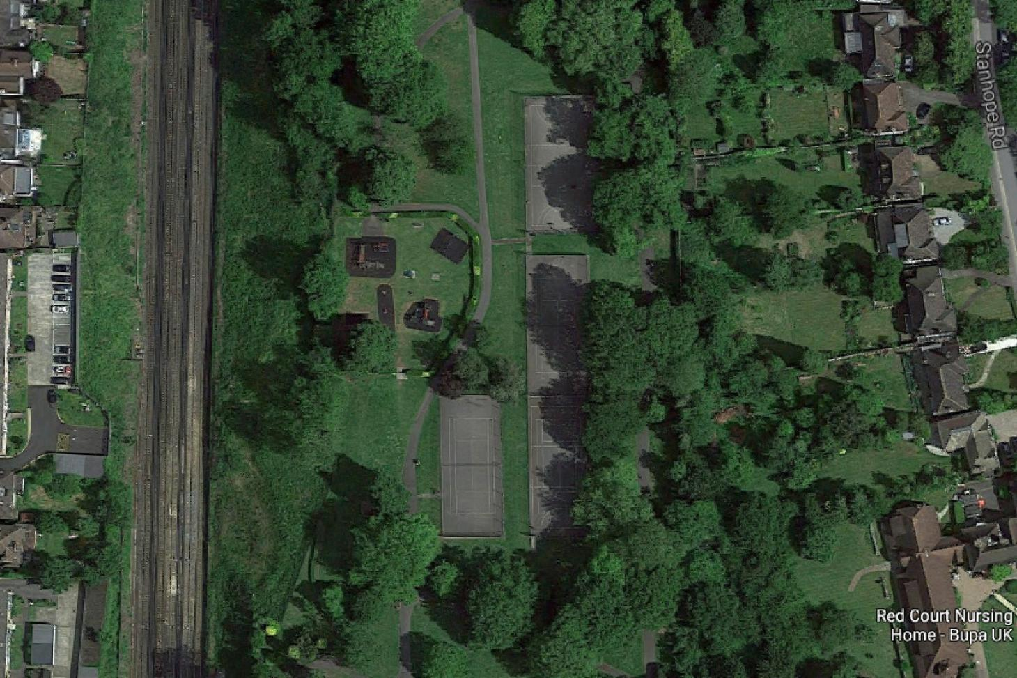 Park Hill Recreation Ground Outdoor | Hard (macadam) tennis court