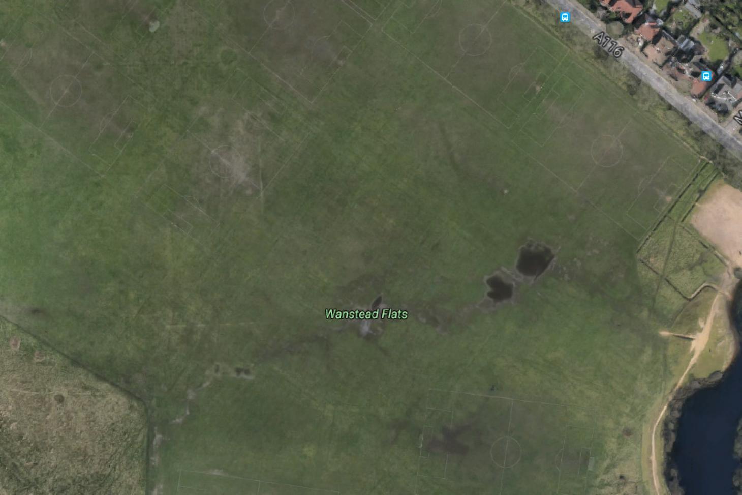 Wanstead Flats Playing Fields (Aldersbrook Road) 11 a side | Grass football pitch
