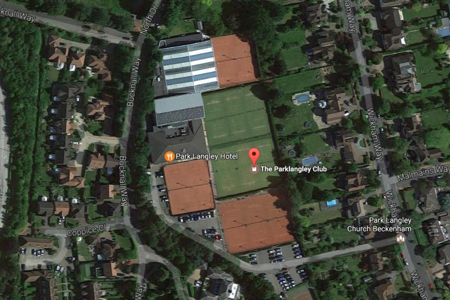 Parklangley Tennis Club Outdoor | Grass tennis court
