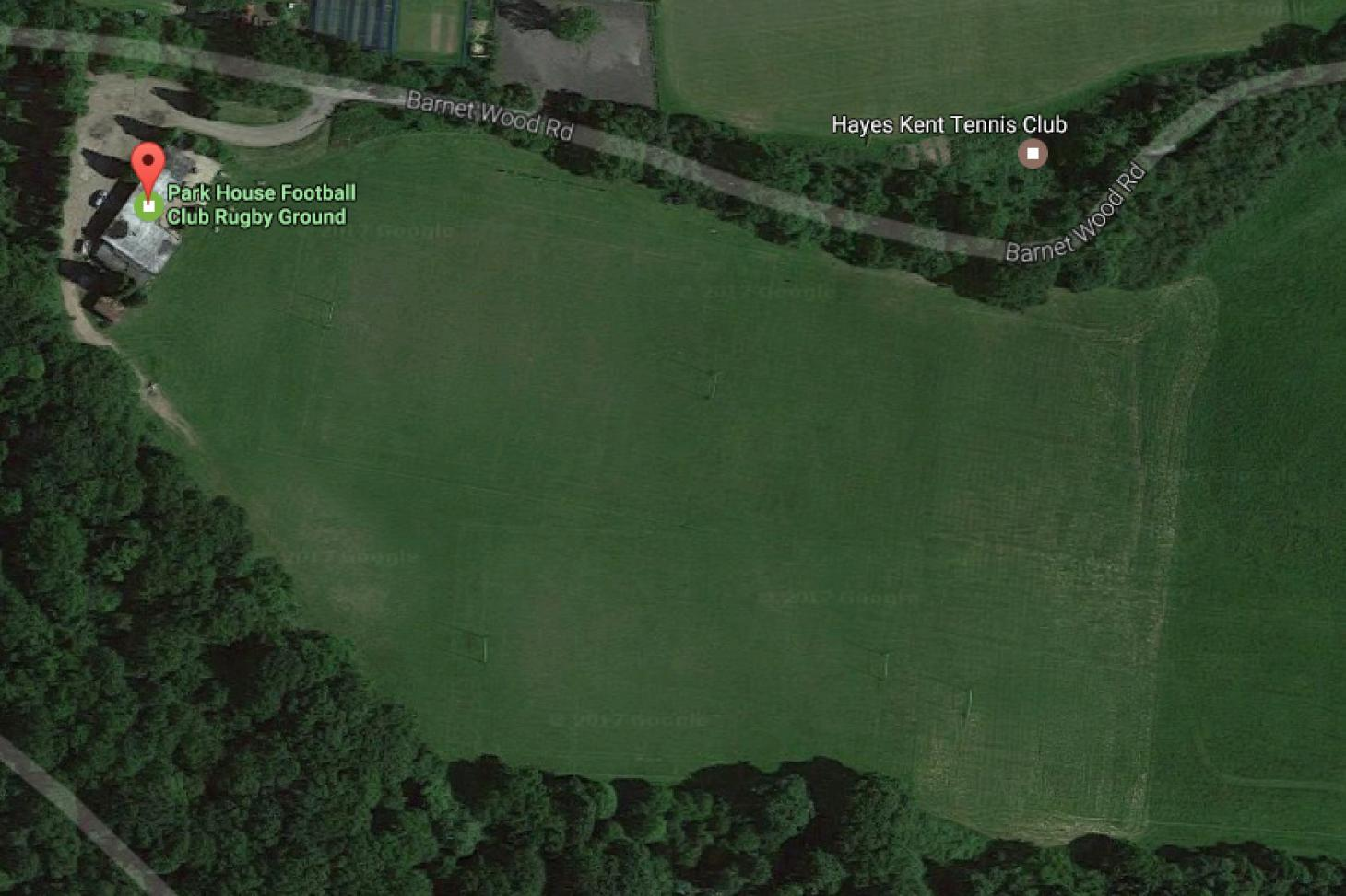 Park House Rugby Football Club Union | Grass rugby pitch
