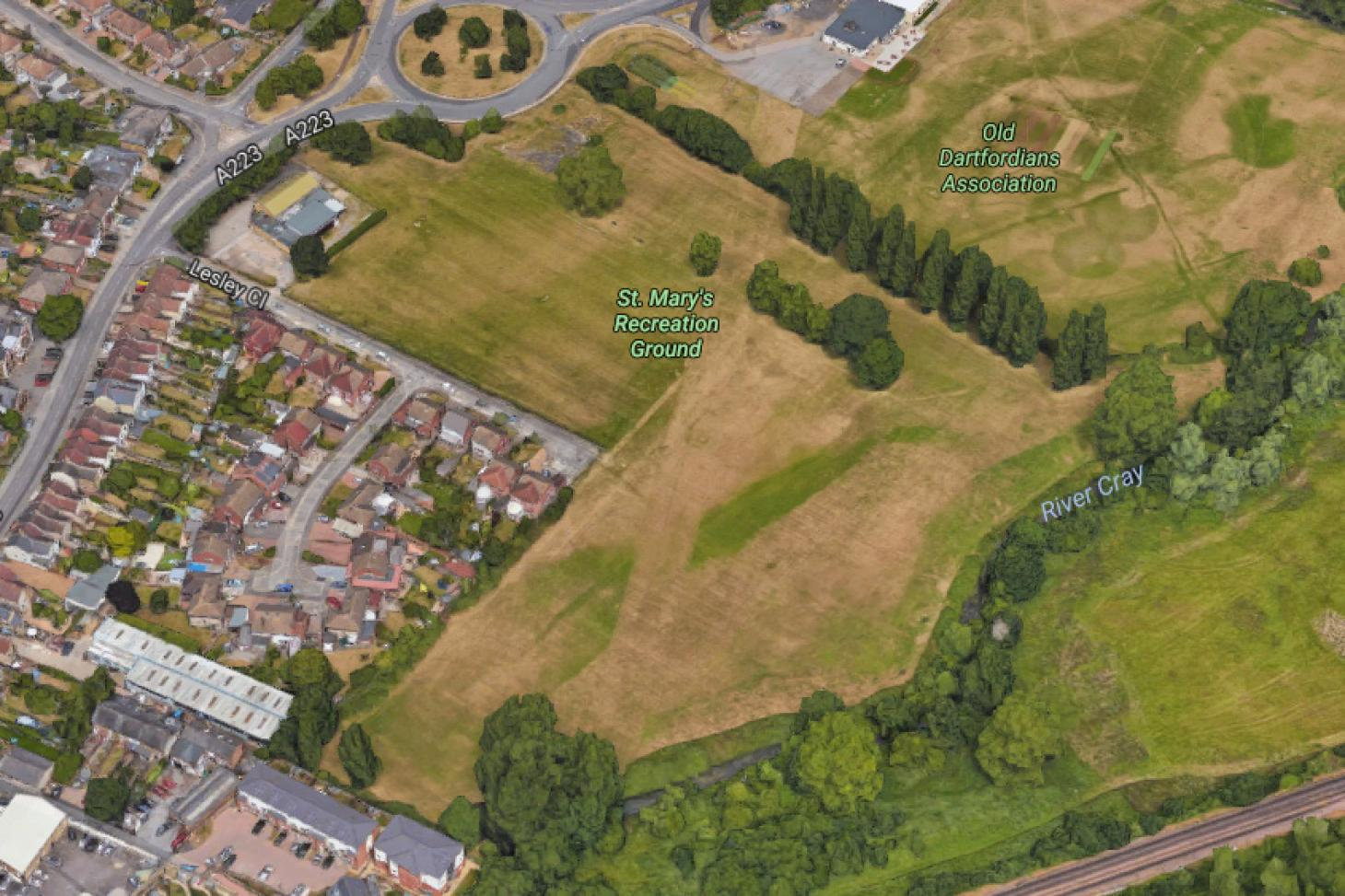 St Mary's Recreation Ground Union | Grass rugby pitch
