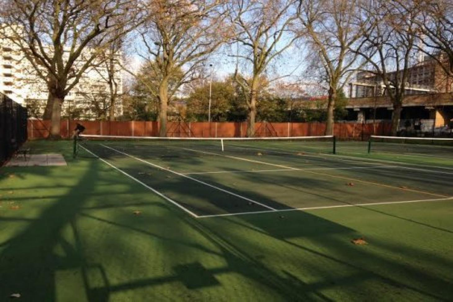 Archbishops Park Outdoor | Hard (macadam) tennis court