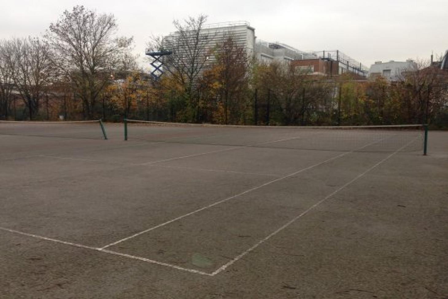 Ruskin Park Outdoor | Hard (macadam) tennis court