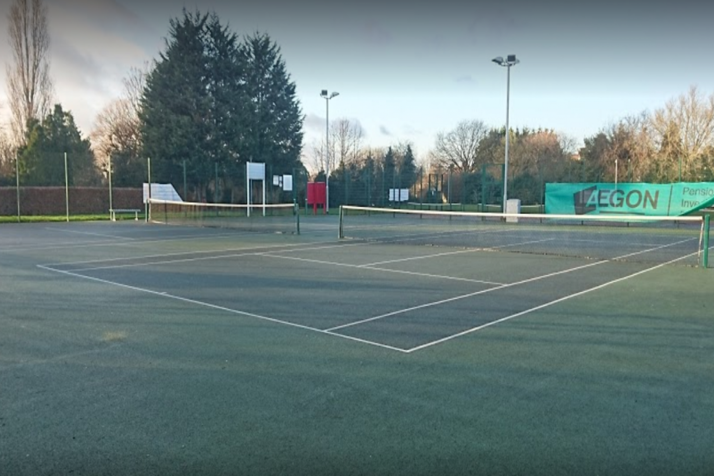 Hornfair Park Outdoor | Hard (macadam) tennis court