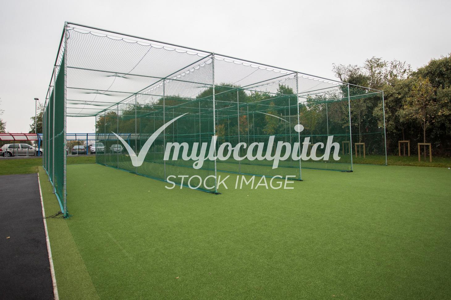 Spencer Club Nets   Artificial cricket facilities