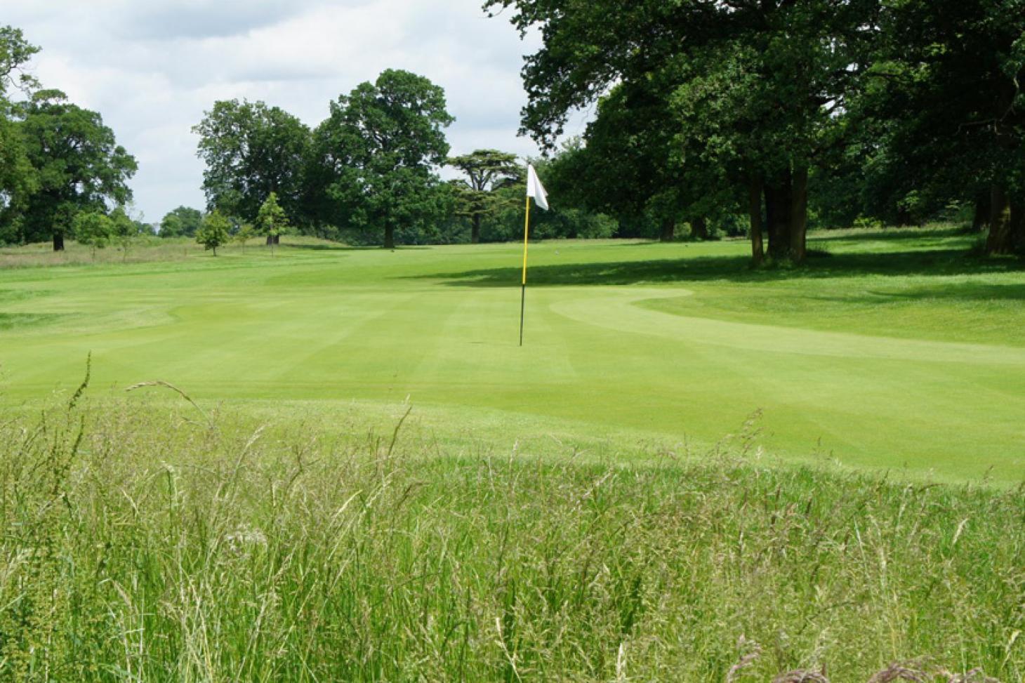 Luton Hoo Hotel Golf and Spa 18 hole golf course