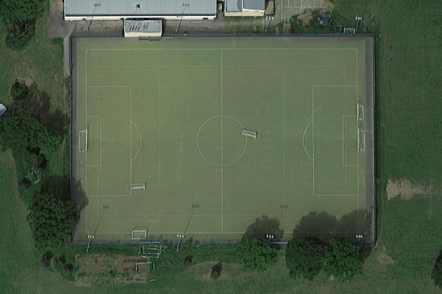 The Peter May Sports Centre Outdoor | 3G Astroturf hockey pitch