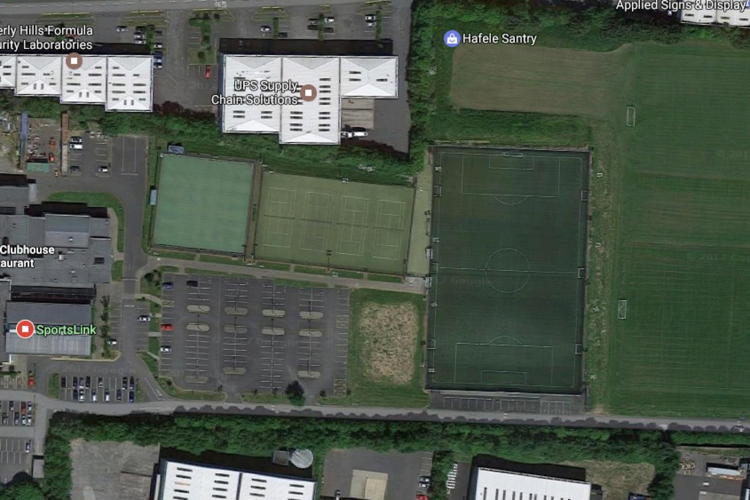 Sportslink 11 a side | Astroturf football pitch