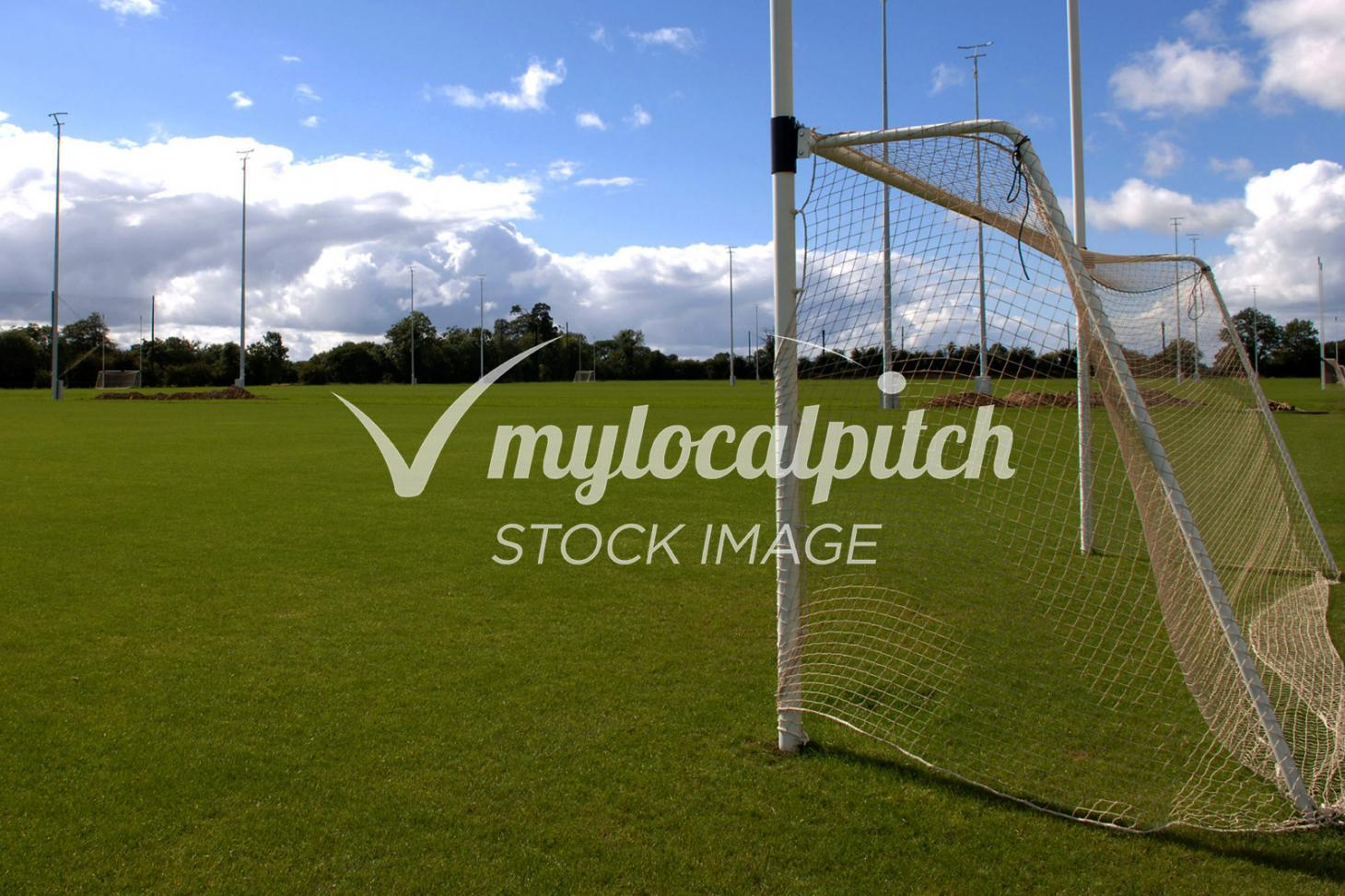 Oldcourt GAA Pitches Full size | Grass gaa pitch