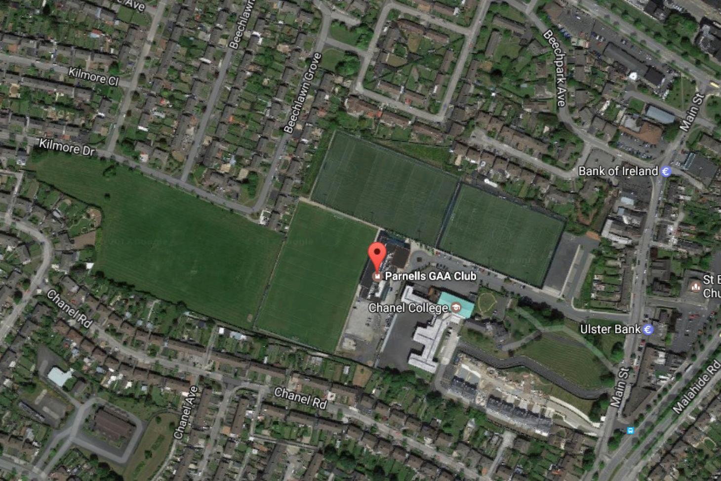 Parnell's GAA Full size | Astroturf gaa pitch