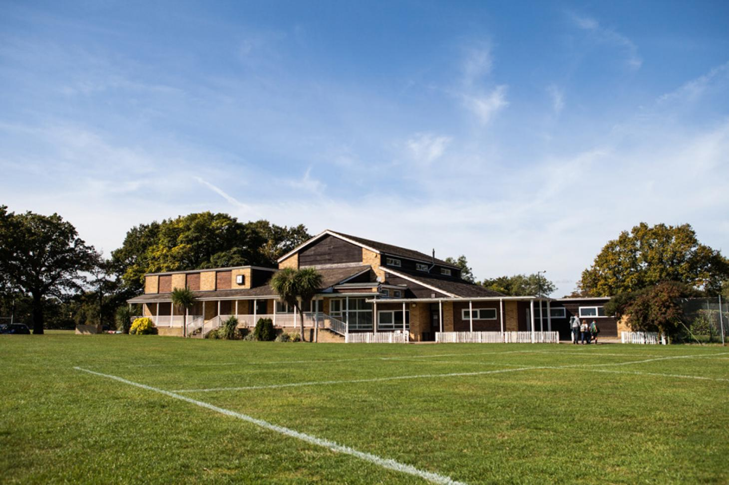 Trevor Bailey Sports Ground Union | Grass rugby pitch