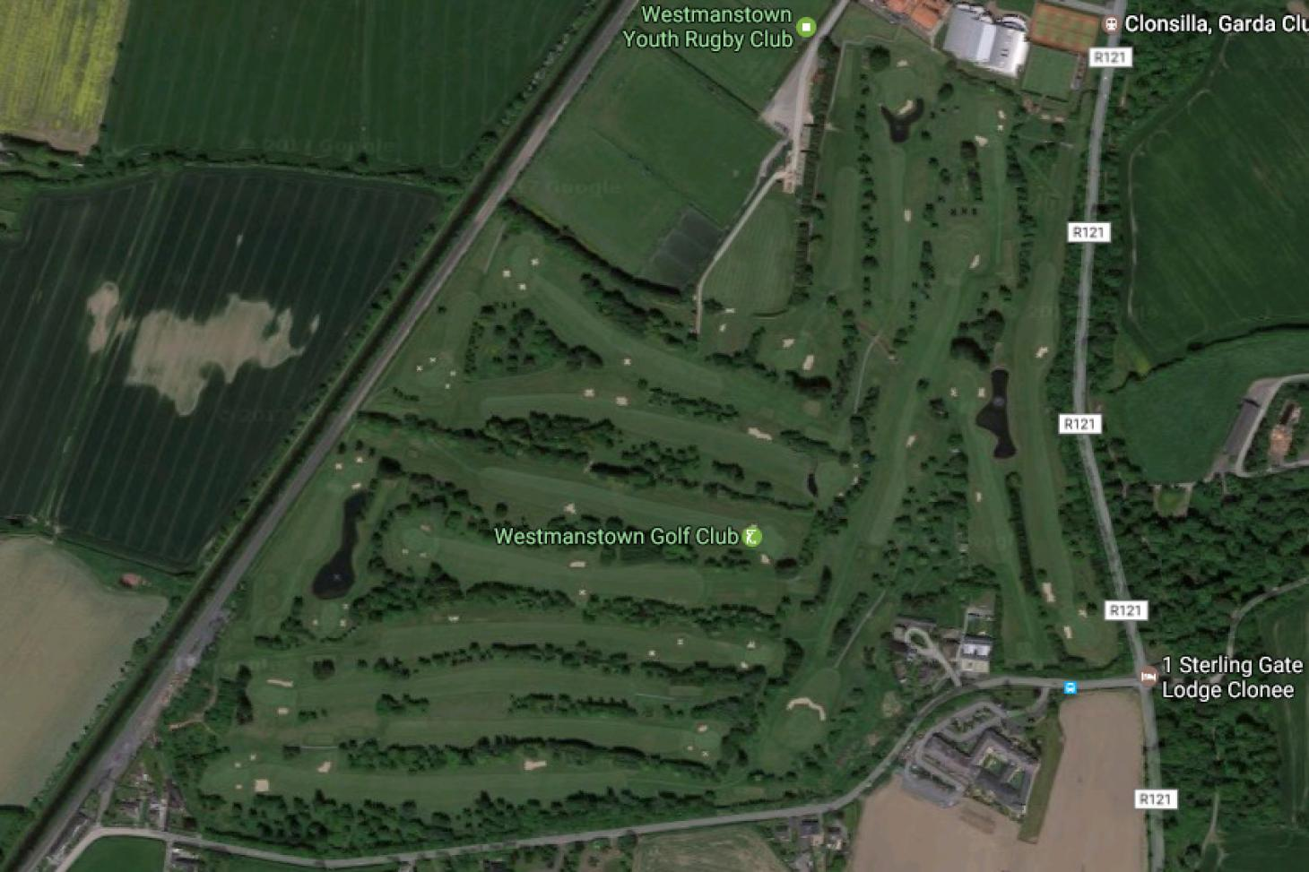 Westmanstown Sports & Conference Centre 18 hole | Yes golf course