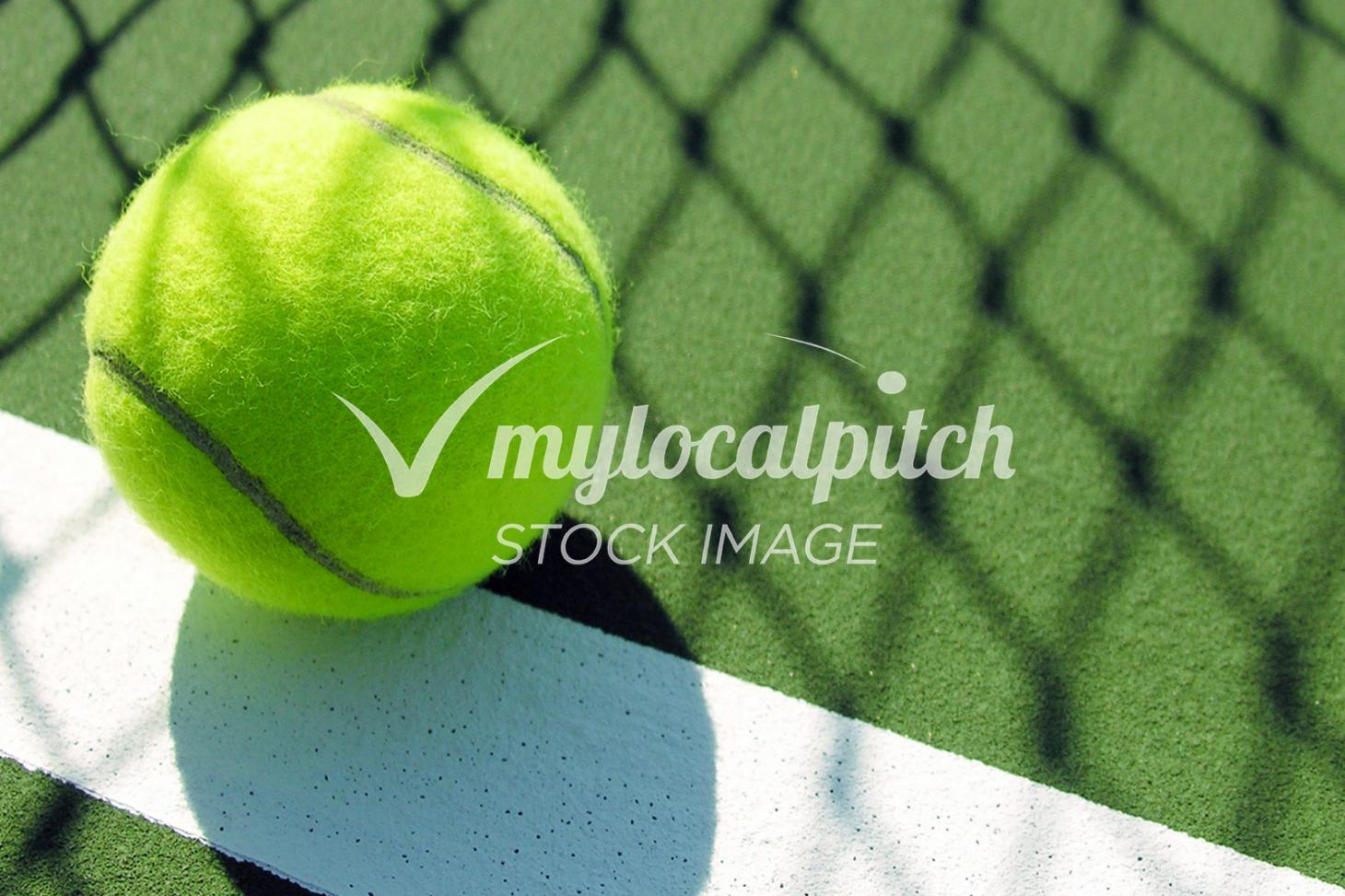 Sunray Gardens Outdoor | Concrete tennis court