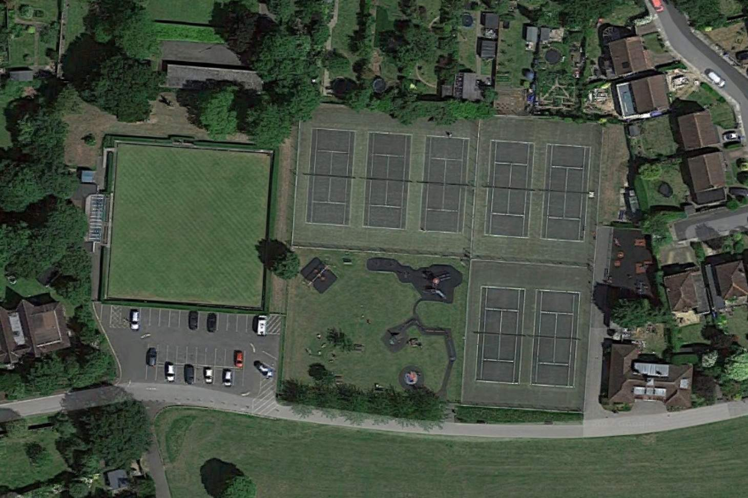 Carlisle Park Outdoor | Hard (macadam) tennis court