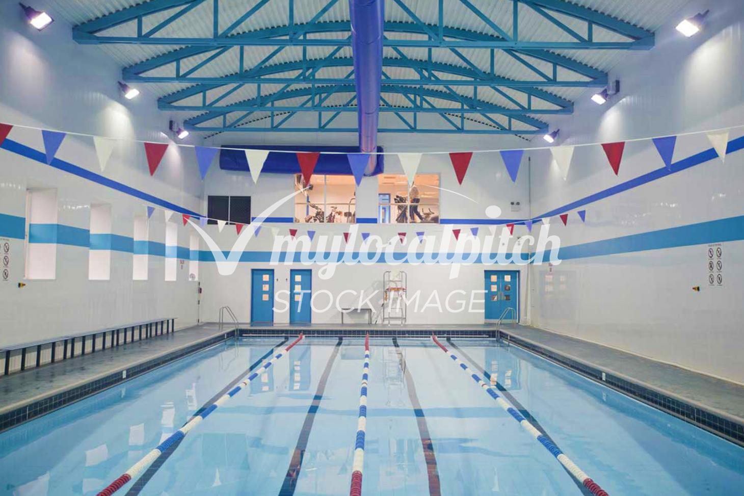 David Lloyd Finchley Outdoor swimming pool
