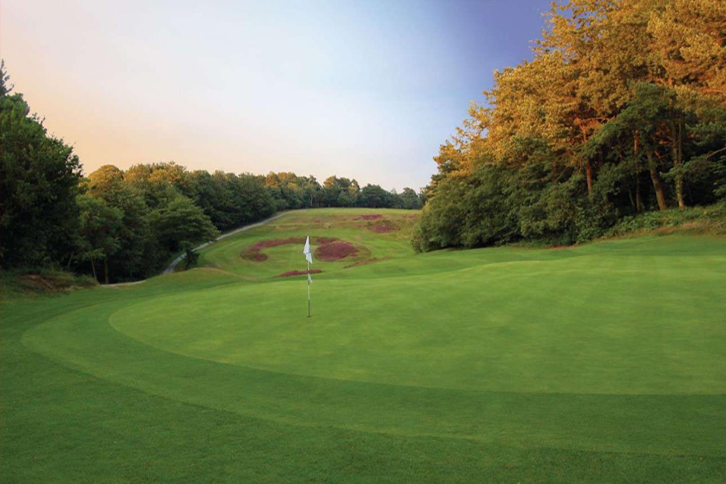 Addington Golf Club 18 hole golf course