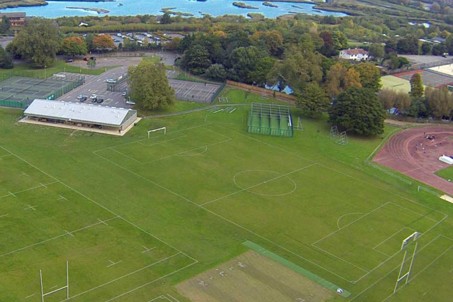 Barn Elms Sports Trust 5 a side | Grass football pitch