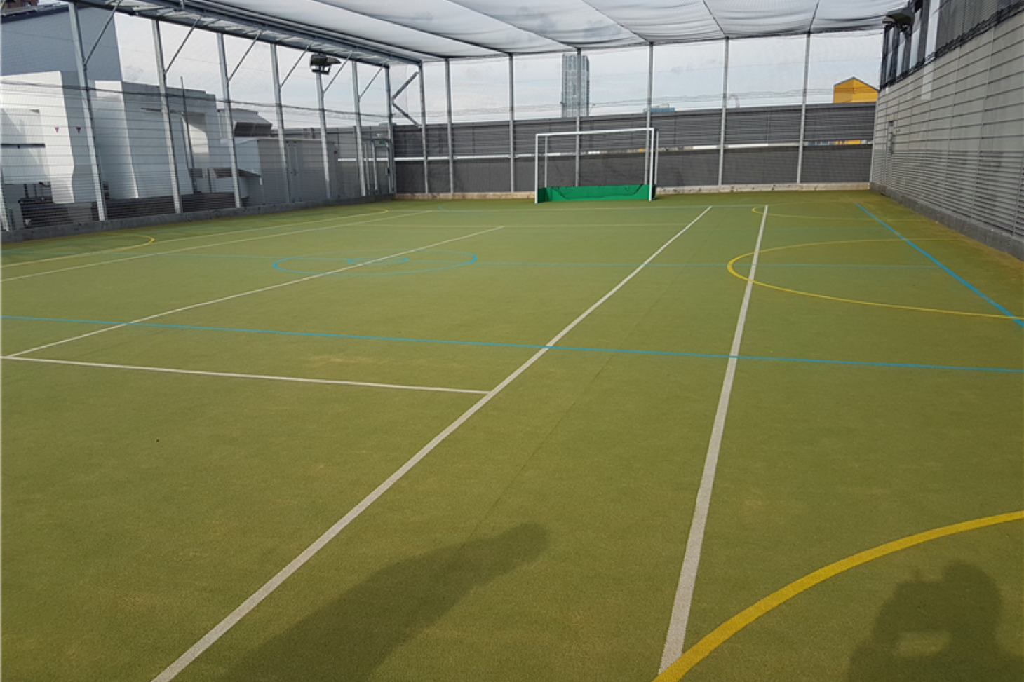Bow School 5 a side | Astroturf football pitch