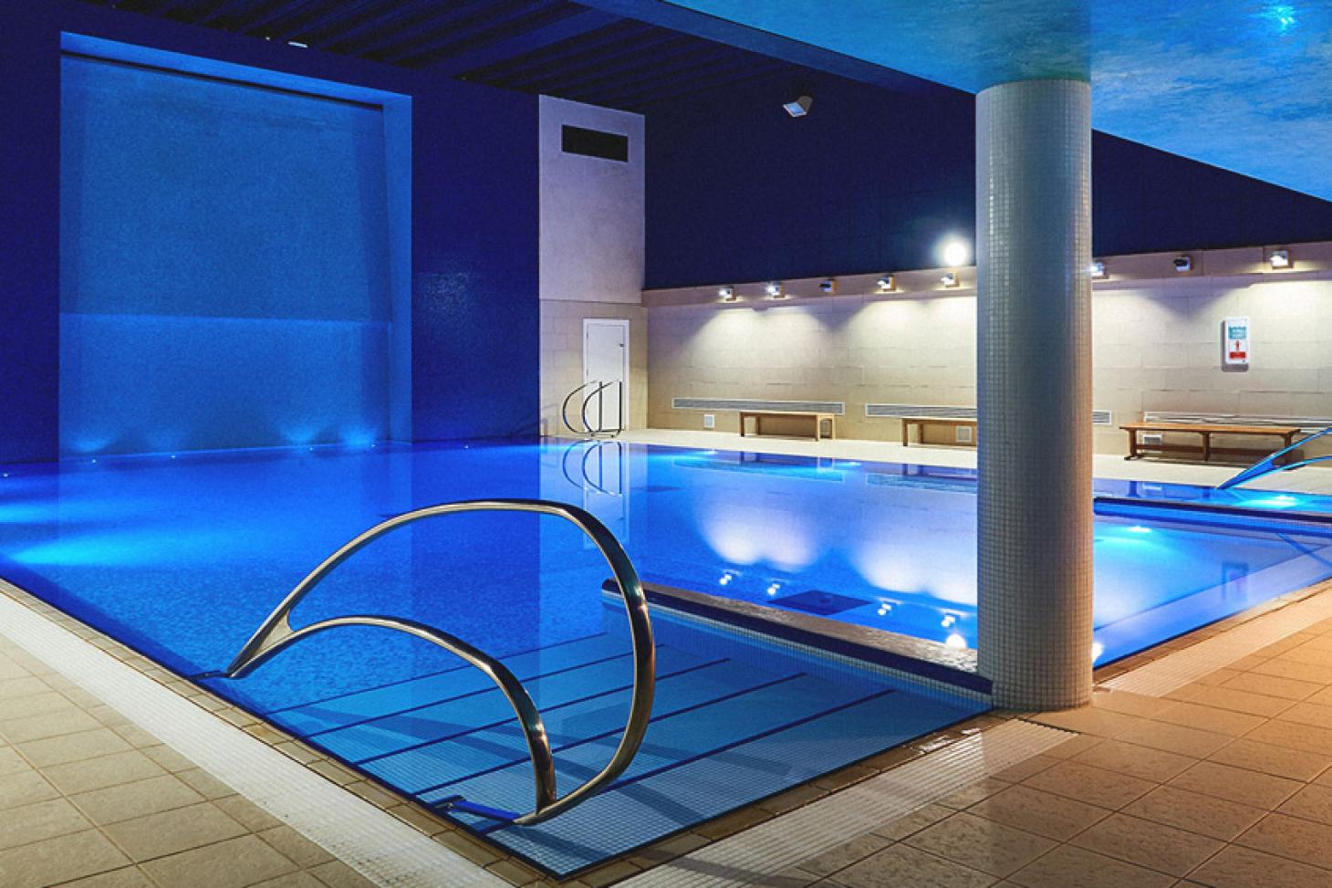 Chelsea Harbour Club Indoor swimming pool