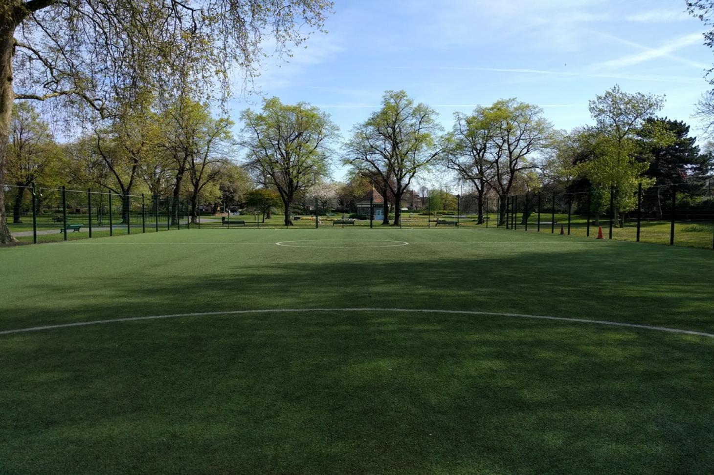 Myatts Fields Park