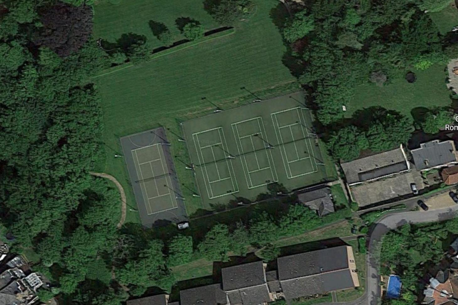 Muswell Hill Methodist LTC Outdoor | Astroturf tennis court