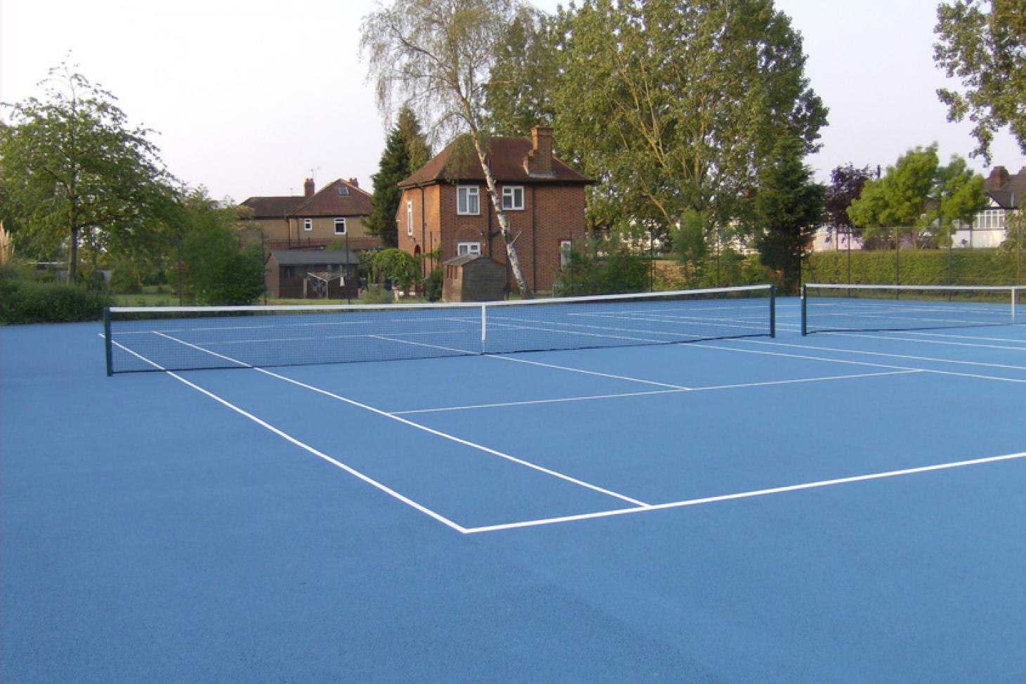 Centenary Park Sports Club Outdoor | Hard (macadam) tennis court