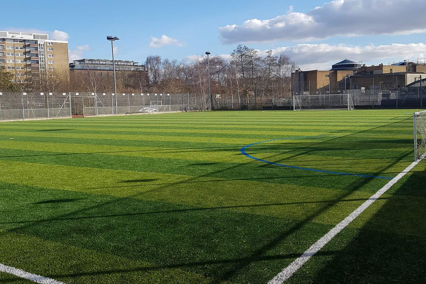 Haverstock School 5 a side | 3G Astroturf football pitch