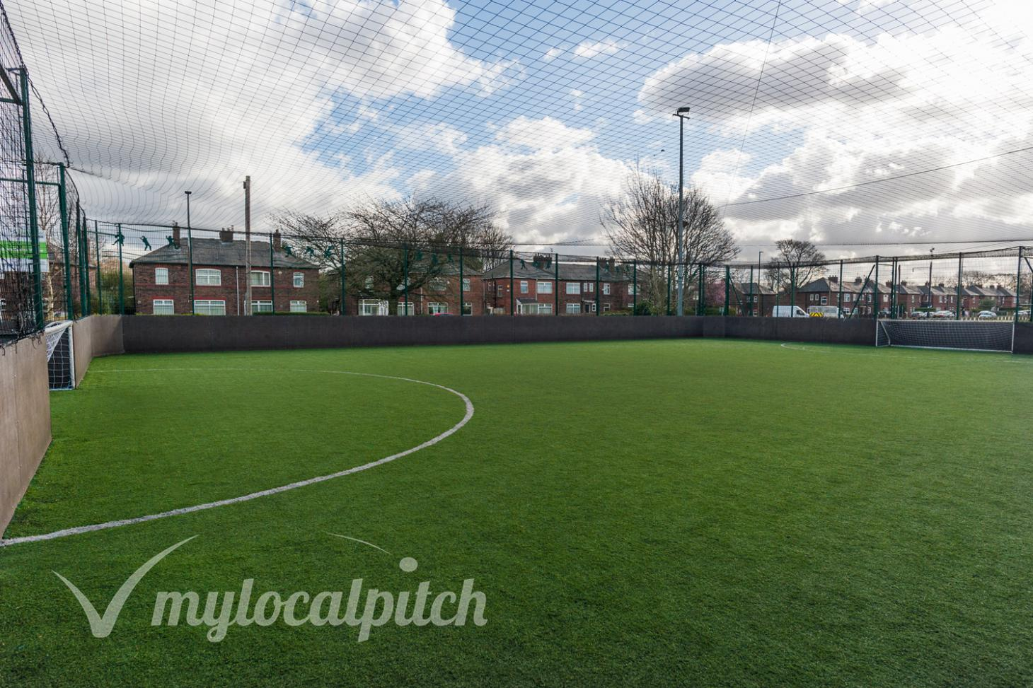 Salford Sports Village 6 a side | 3G Astroturf football pitch