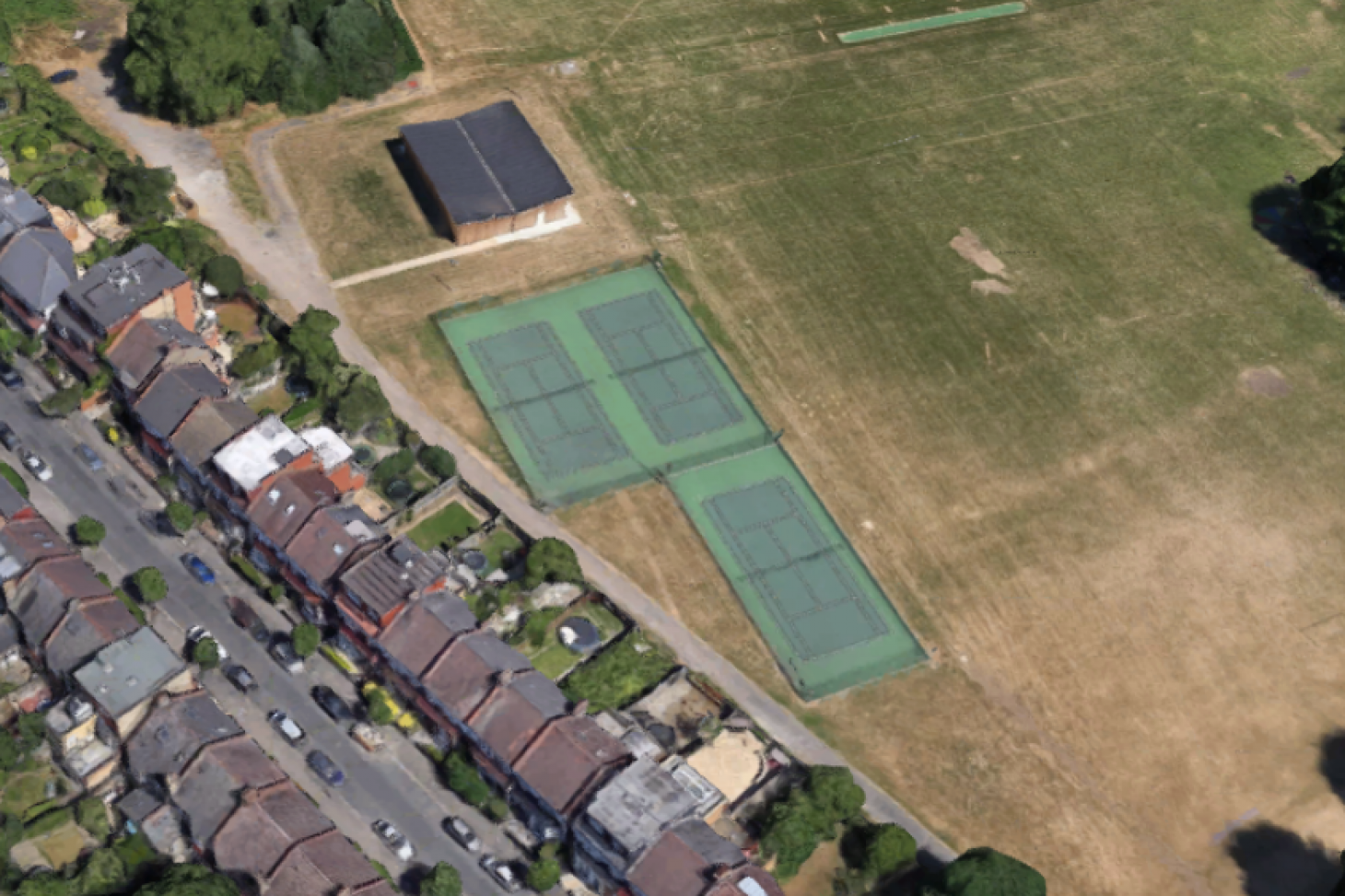 Spring Hill Recreation Ground Outdoor | Hard (macadam) tennis court
