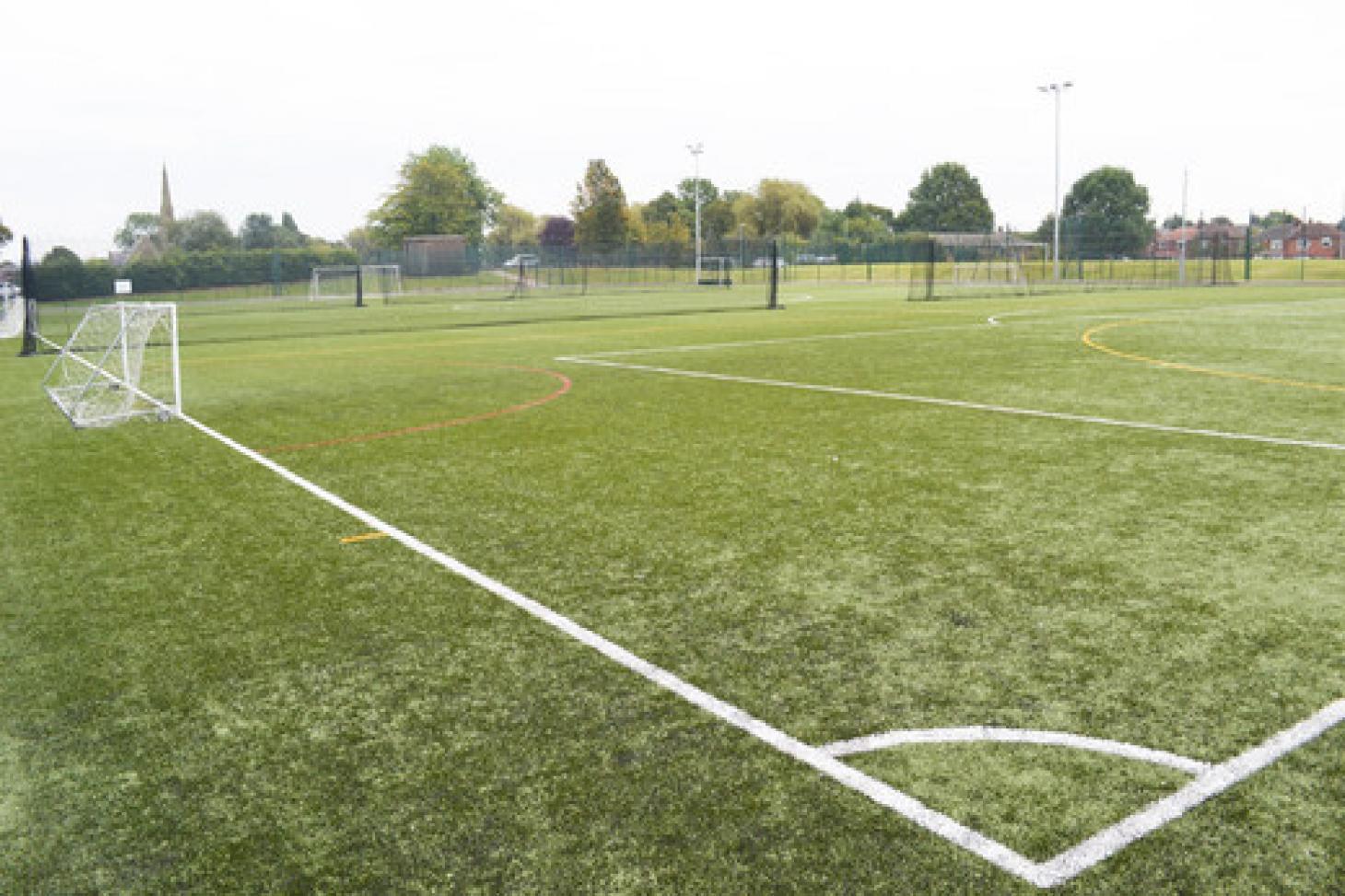 Droylsden Academy 5 a side | Astroturf football pitch