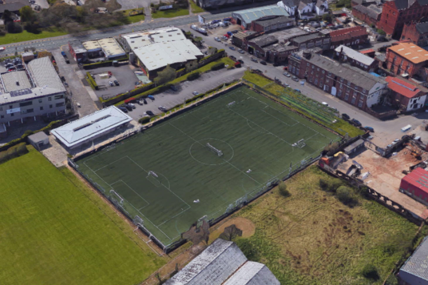 Nicholls Community Football Centre 5 a side | 3G Astroturf football pitch
