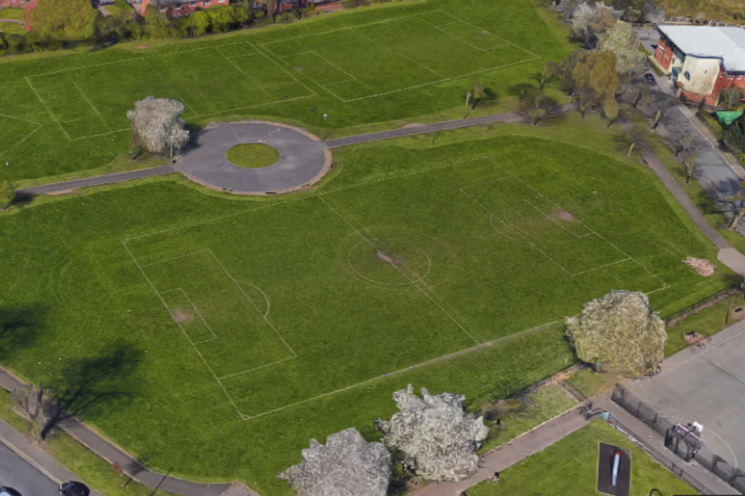 Patricroft Recreation Ground 11 a side | Grass football pitch
