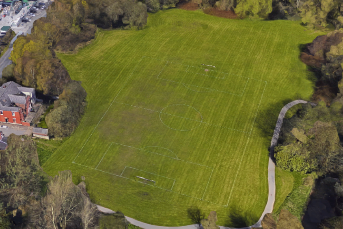 Lower Crumpsall 11 a side | Grass football pitch