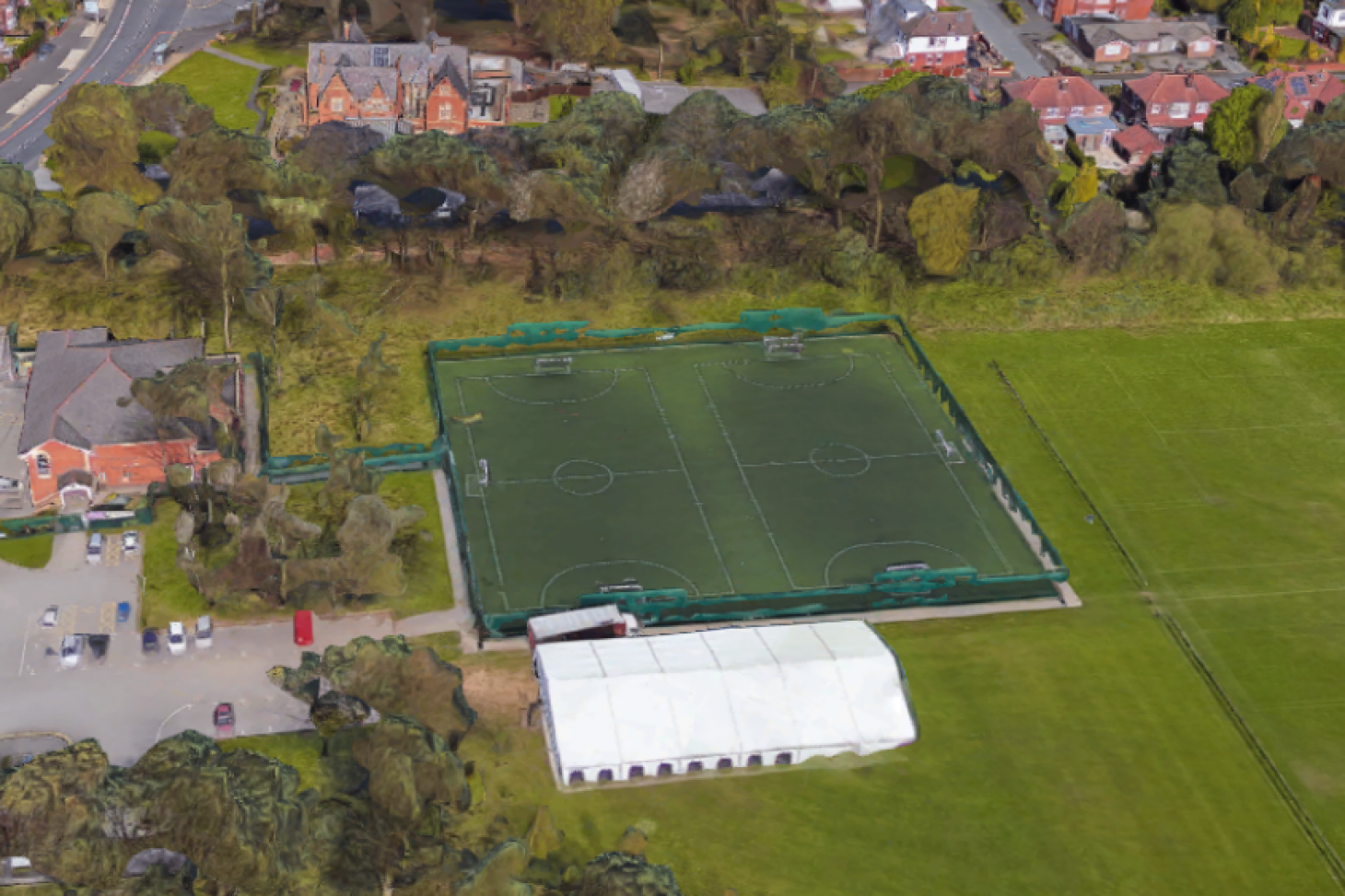 Manchester Maccabi Community And Sports Club 5 a side | 3G Astroturf football pitch
