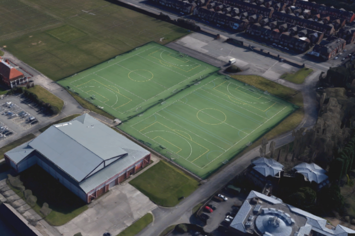 Armitage Centre 11 a side | Astroturf football pitch