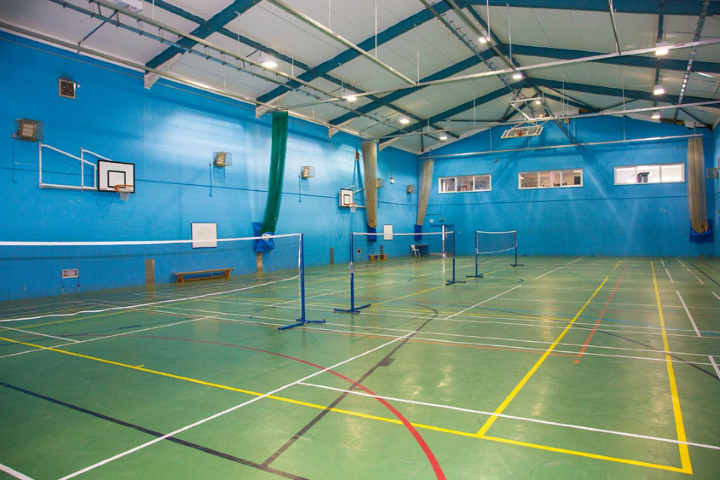 St Dunstan's College (St Dunstan's Enterprises) Indoor   Hard badminton court