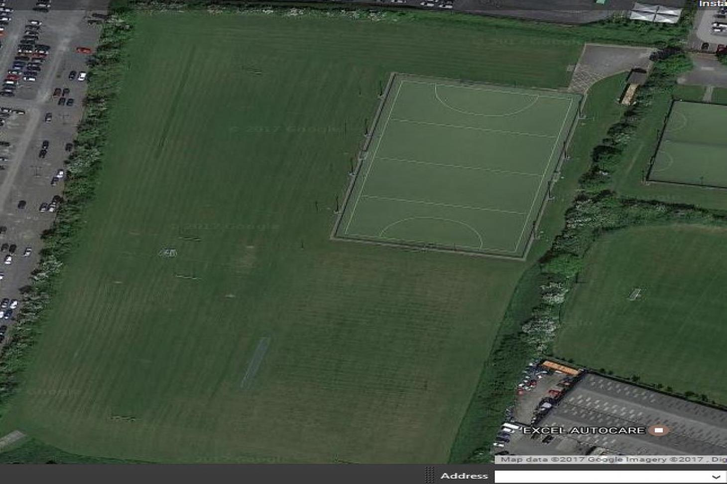 Royal College of Surgeons Sports Grounds Full size   Grass gaa pitch