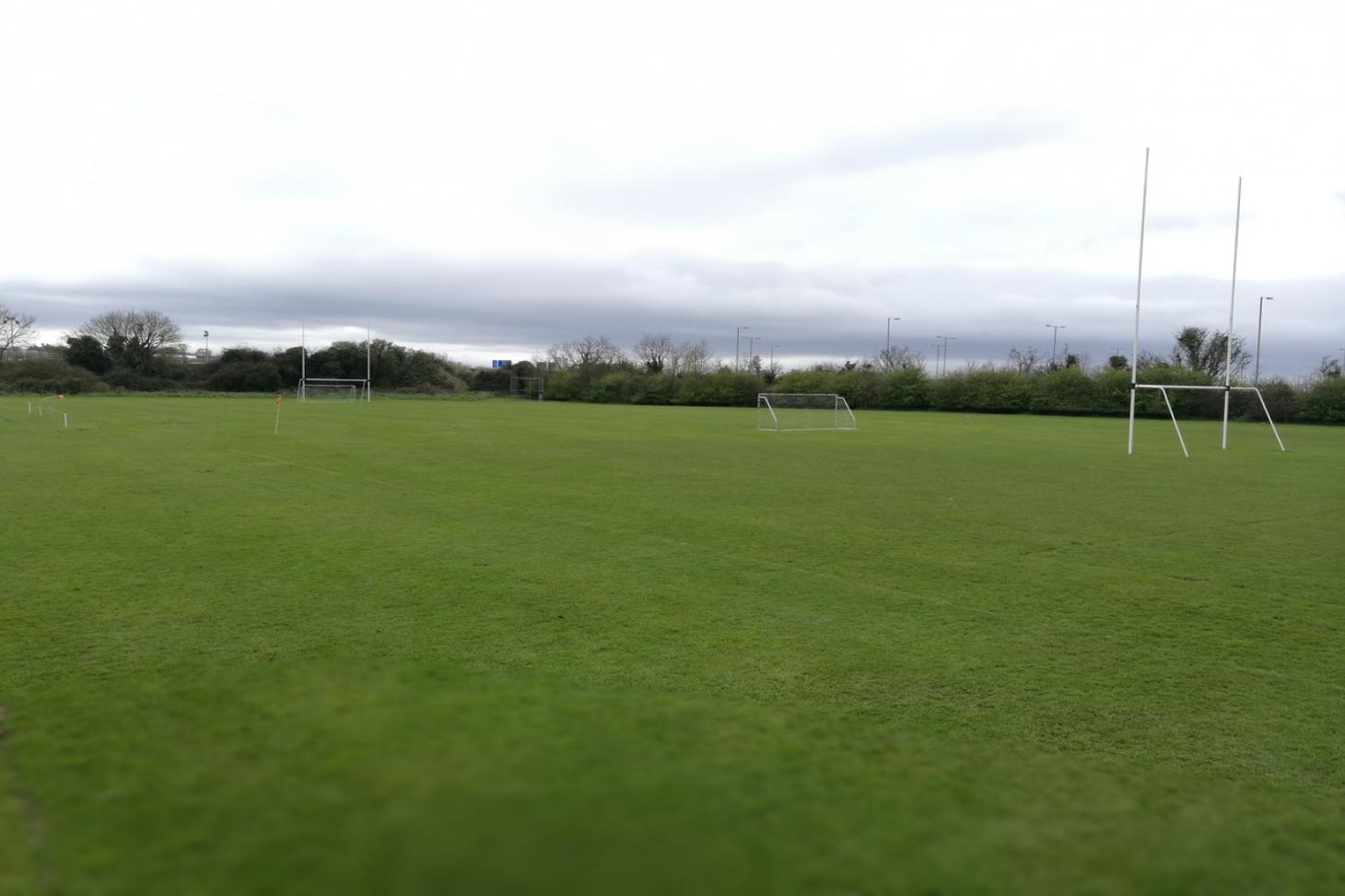 Royal College of Surgeons Sports Grounds 7 a side   Grass football pitch